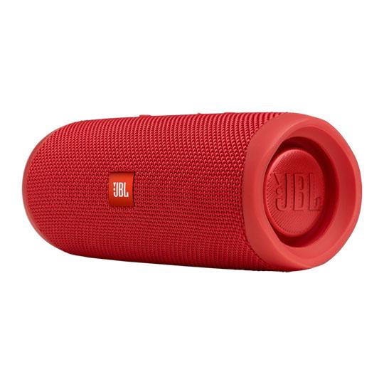 JBL Flip 5 Waterproof Rugged Portable Bluetooth Speaker Red £71.99 @ Scan