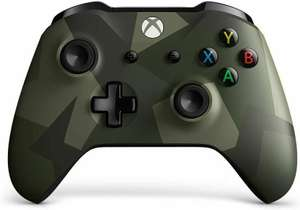 Xbox Armed Forces II Xbox Controller Special Edition- Opened - £43.99 with code @ StockMustGo eBay