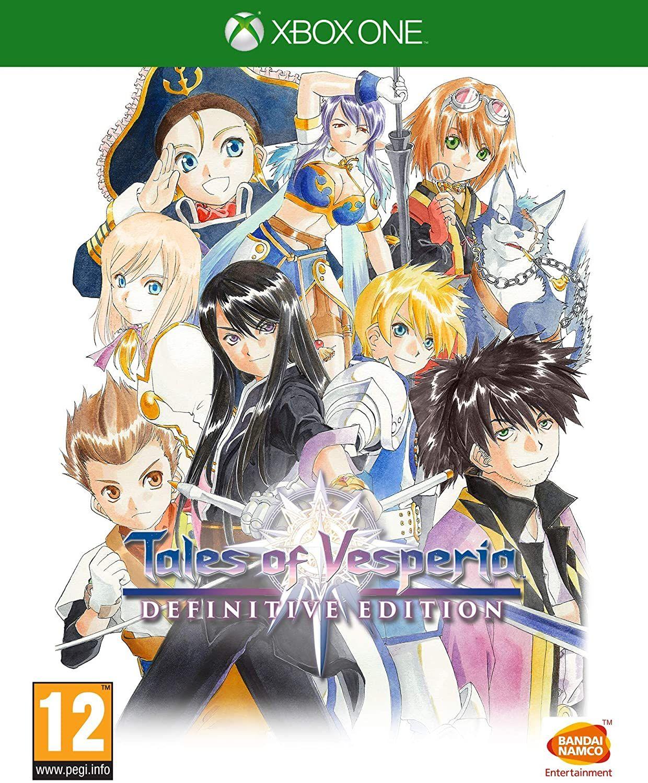 [Xbox One/Series S/X] Tales of Vesperia: Definitive Edition - £8.74 @ Microsoft Store