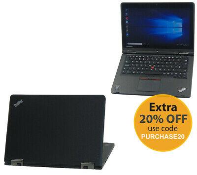 Lenovo ThinkPad Yoga 12 Touchscreen Core i5-5300U 8GB 128GB SSD Laptop refurbished £239.99 @ newandusedlaptops4u eBay