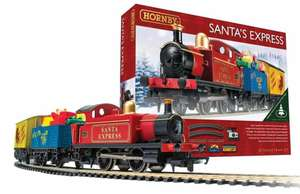 Hornby Santa's Express Train Set is £43.99 Delivered with Code @ IWOOT