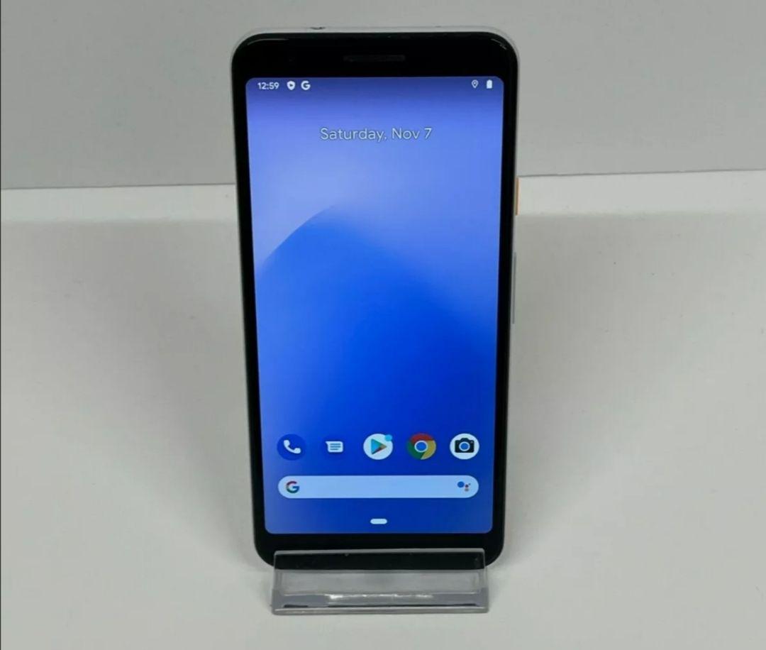 Google Pixel 3a - White - 64GB Storage (Unlocked) Smartphone In 'Fantastic' Condition - £147.95 @ Pre Loved Tech / Ebay