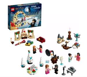 Harry Potter Lego Advent Calendar - £20 @ Argos Free click and collect