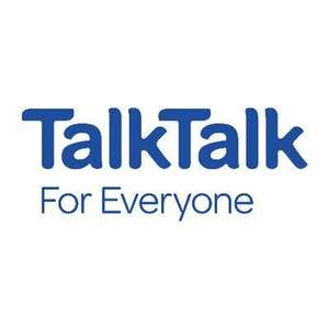 TalkTalk Fibre 65 Broadband - Free for 3 months then £26 per month - 24 month contract (£546 Total)