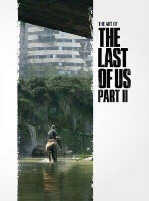 The Art of The Last of Us Part 2 Hardcover Book £18.42 @ Speedyhen via ebay