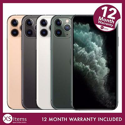 "iPhone 11 Pro Max 256gb ""pristine"" refurb £732 with code (locked to Vodafone) @ xsitems_ltd eBay"