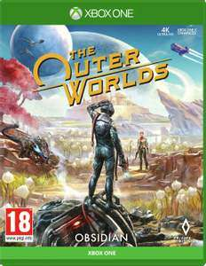 The Outer Worlds [Xbox One] - £10.21 Delivered @ Amazon Germany