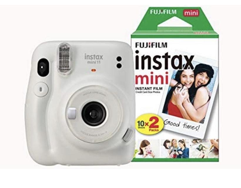 Instax Mini 11 with 20 Shots! - £59 @ Amazon