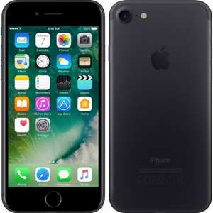 Apple MN8X2B/A iPhone 7 4G Smart Phone 32GB Unlocked Sim-Free 1YR opened unused £155 delivered using code @ cheapest electrical / eBay