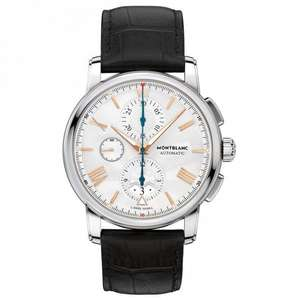 Montblanc 4810 Chronograph Automatic Stainless Steel Watch - £1860 delivered @ Leonard Dews