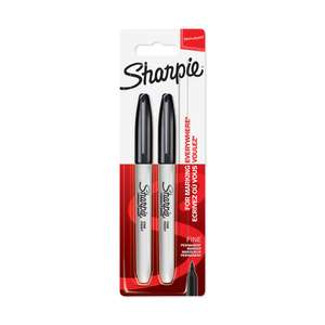 Various Sharpies - prices from £1 instore @ Wilko, Chester - see photos in comments