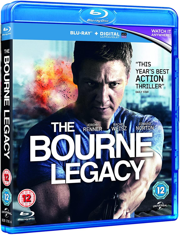 Ted / The Bourne Legacy / Bridget Jones / Alvin & the Chipmunks Blu-ray - £1 instore only @ Yorkshire Trading, Cramlington