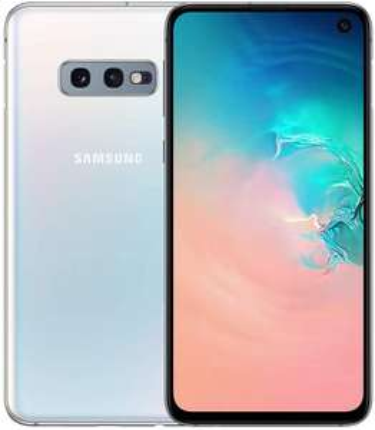 Samsung Galaxy S10e - Prism White / Canary Yellow - 128GB - DualSIM - Grade B Smartphone - £279.99 With Code @ Smartfonestore