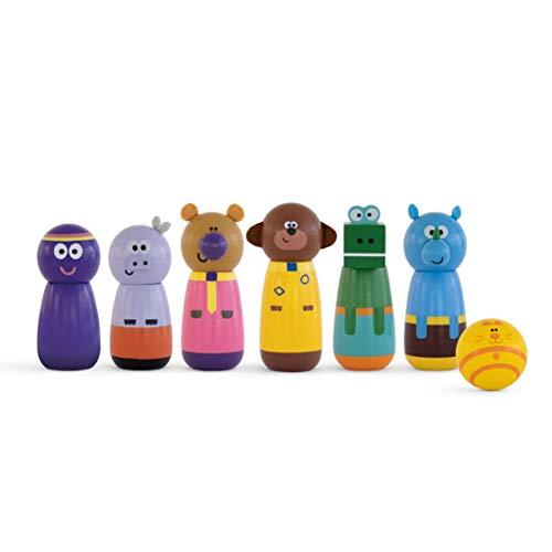 Hey Duggee Wooden Character Skittles £9.99 (+£4.49 non-prime) @ Amazon