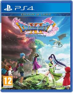 [PS4] Dragon Quest XI: Echoes of an Elusive Age Edition of Light - £15.99 with code delivered @ Shopto / ebay