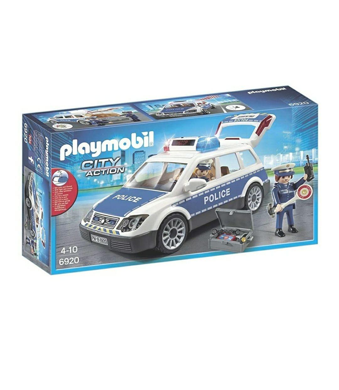 Playmobil City action police car 6920 £14.79 Prime at Amazon (+£4.49 non Prime)