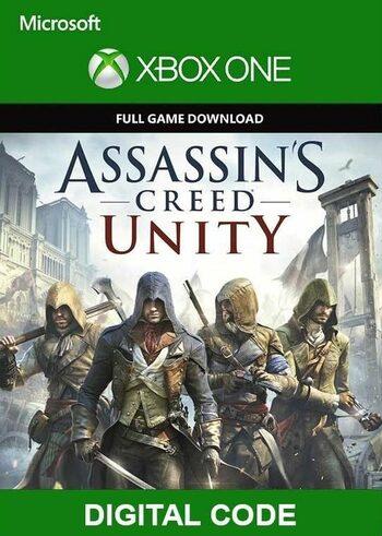 Assassin's Creed: Unity (Xbox One) Xbox Live Key GLOBAL £1.49 @ Eneba (Region Specific)
