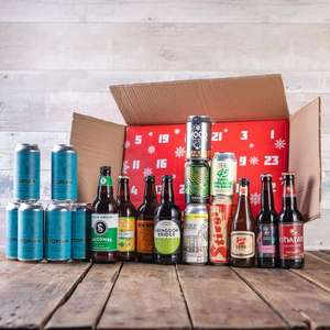18 Beers & Advent Calendar Topper £18 delivered @ Brew Republic (New subscriptions, additional charges apply unless cancelled)
