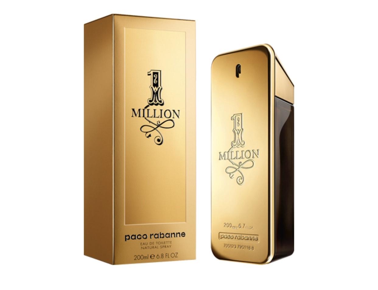 Paco Rabanne 1 million edt 200ml £55.95 @ parfumdreams