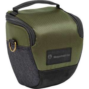 Manfrotto Street Camera Holster for DSLR's, Top Loading (Green and Grey) - £19.99 @ GWCameras Ebay