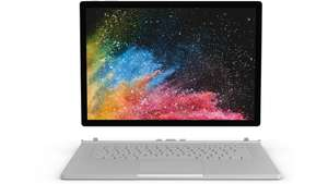 """Surface Book 2 13.5"""" (MS Refurb) i5, 128GB, 8GB - £728.10 (Student/NHS/Armed Forces) @ Microsoft Store"""