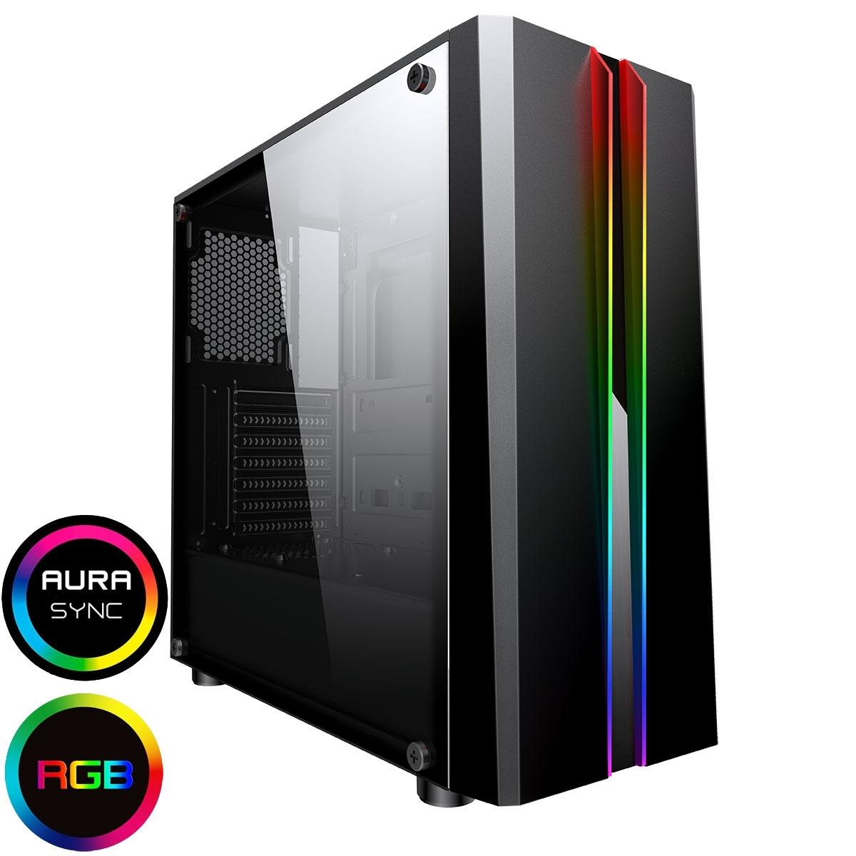 Phantom GTX 1650 4GB Gaming PC - £410 @ Fierce PC