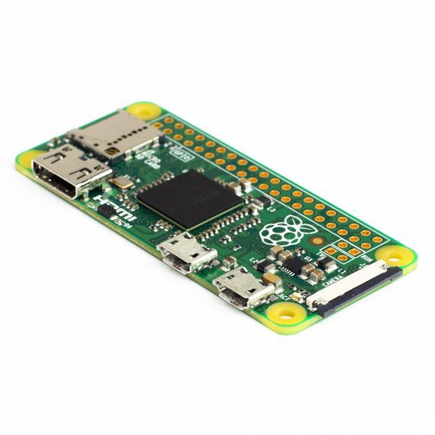 Raspberry Pi Zero 1.3 £4.80 (£2.99 P&P) @ Pimoroni