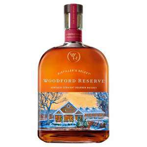 Woodford Reserve Bourbon Whisky 70cl £20 / Disaronno Amaretto 50Cl £10 (Clubcard Price) @ Tesco