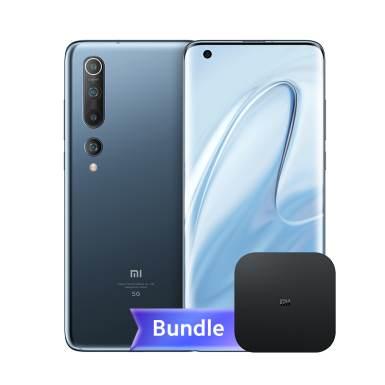 Xiaomi Mi 10 256GB Smartphone + Mi Box S Bundle - £359 @ Xiaomi UK