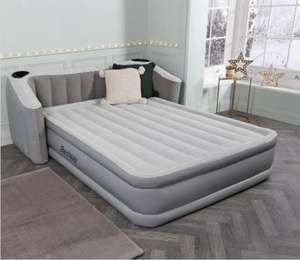 Bestway Tritech Airbed With Built in Pump, Cup Holder, Night Light & Carry bag (3 year warranty) £69.99 delivered @ Aldi