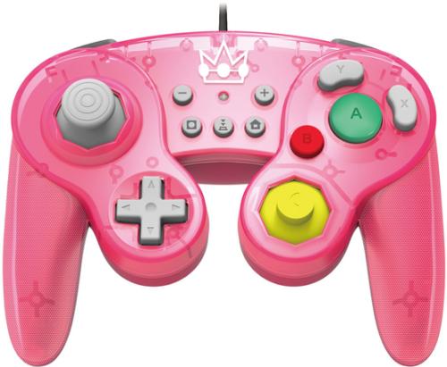 Super Smash Bros game pad Peach - £20.79 @ ShopTo ebay