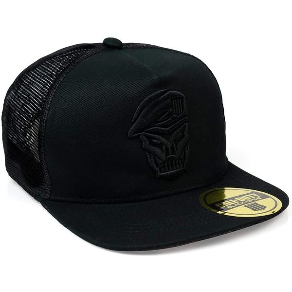 10% off COD Merchandise e.g. Call of Duty: Black Ops 4 - Skull Logo Emblem Snapback Hat £5.84 delivered via 365games.co.uk
