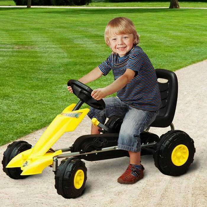 Homcom Kids Pedal Go Kart - £34.39 Using Code @ eBay / mhstarukltd