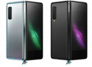 Samsung Galaxy Fold 512GB 5G Smartphone - £619.99 Good / £629.99 Very Good / £659.99 Excellent / £669.99 Pristine Condition @ 4Gadgets