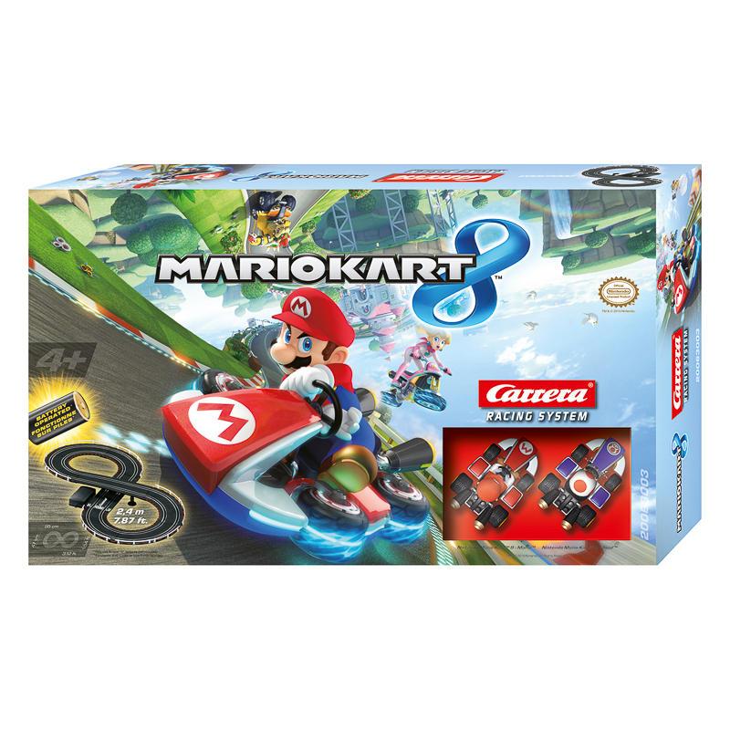 Carrera Mario Kart 8 Racing System is £19.99 @ B&M Stores
