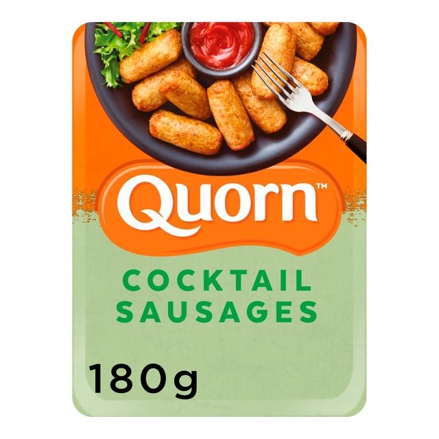 Quorn Cocktail Sausages 180g £1 @ Morrisons
