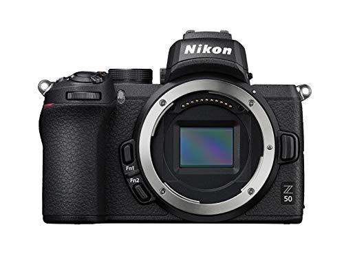 Nikon Z 50 APS-C mirrorless Body Only £675 @ Amazon