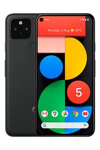 Google Pixel 5 | £29 a month for 24 months + £119 upfront w/ code | 25GB Data on EE via Affordable Mobiles (£815 Total)