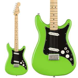 Fender Player Lead II Electric Guitar - Maple Fingerboard - Neon Green - £399 Delivered @ Kennys Music