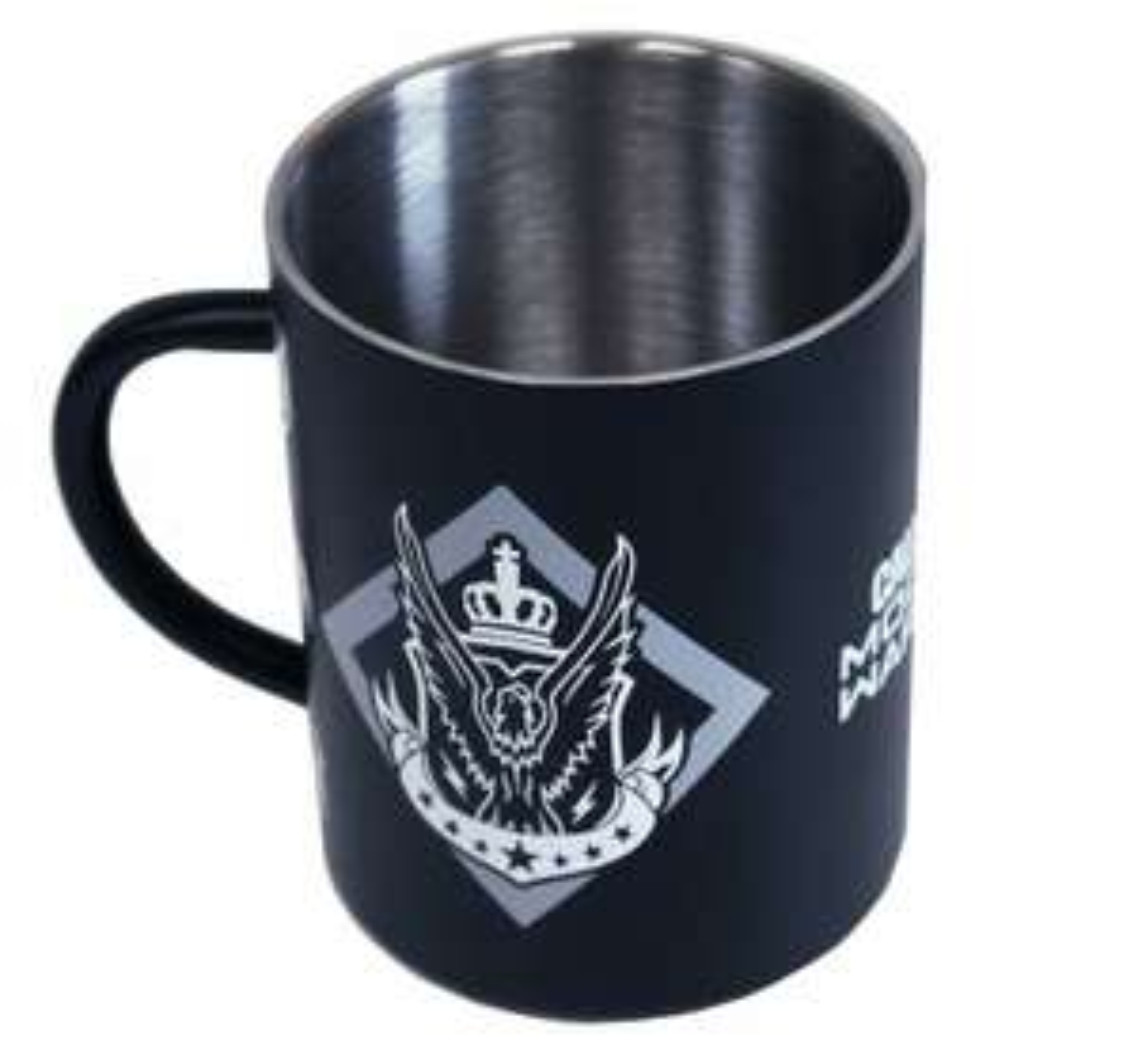 Official Call of Duty Modern Warfare Steel Mug - £3.99 Delivered @ Argos via eBay