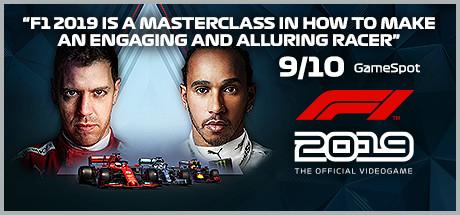F1 2019 (Steam PC) £2.99 @ Fanatical