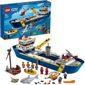 Lego 60266 ocean exploration ship £89.30 @ Amazon Germany
