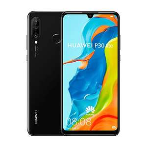 HUAWEI P30 Lite 256GB 6.15 Inch FHD Dewdrop Display Smartphone - Blue / Black £169.99 Delivered @ Amazon