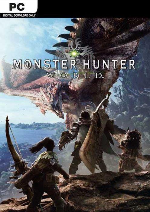 Monster Hunter World PC STEAM £11.59 @ CDKeys