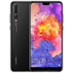 Refurbished Huawei P20 5.8'' 4G Smartphone 128GB Unlocked Dual-Sim - Black (No Earphones) Grade B - £91.75 ebay cheapest_electrical