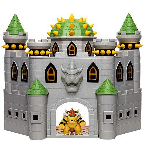 Nintendo Bowser's Castle Super Mario Deluxe Bowser's Castle Playset - £29.99 @ Amazon