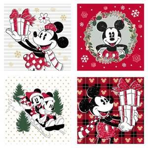Disney Classic / Me To You Christmas Cards 20 Pack - 38p @ Tesco