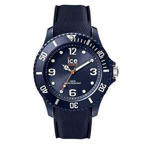 Ice-Watch - ICE sixty nine Dark blue Men's wrist watch with silicon strap - Large £30 delivered at Amazon