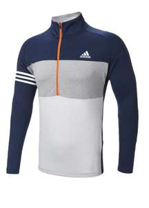 Adidas Competition 1/4 Zip Midlayer (4 Colours) £33.94 delivered @ County Golf