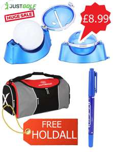 Golf Ball Liner with free holdall £8.99 + £2.99 delivery @ Just golf online